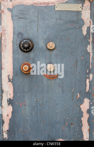 Old safe but you can use maybe if not safety - Stock Photo