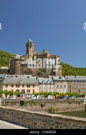 Estaing Aveyron Occitaine France
