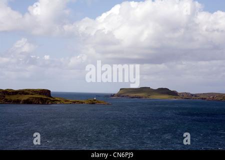 Ardtreck Point Loch Harport from Bracadale Isle of Skye Scotland