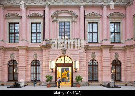 Germany, Berlin, Unter den Linden, German Historical Museum (Deutsches Historisches Museum, DHM), created in West - Stock Photo