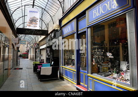 france haut rhin mulhouse passage du theatre stock photo royalty free image 47553070 alamy. Black Bedroom Furniture Sets. Home Design Ideas