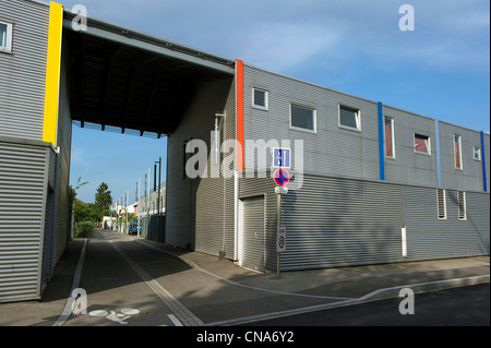 France haut rhin mulhouse cite de l 39 automobile national museum stock ph - Cite manifeste mulhouse ...