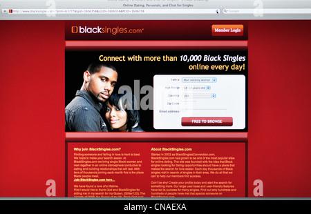 Free online dating black singles