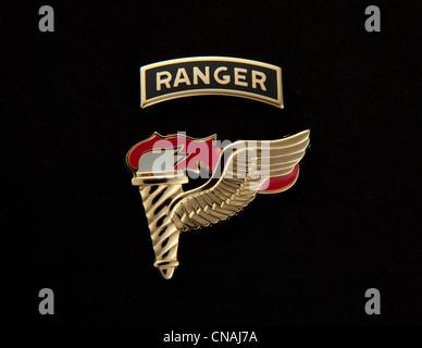 United States Army Ranger Stock Photo 125040843 Alamy