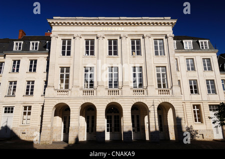 France, Pas de Calais, Arras, Theatre of Arras - Stock Photo