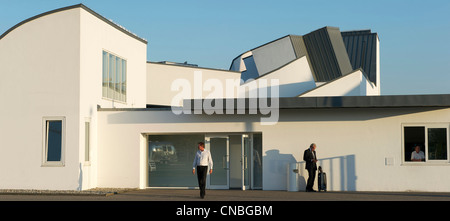 Germany, Baden Wuerttemberg, Weil am Rhein, campus Vitra - Stock Photo