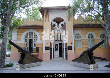 Ukraine. Autonomous Republic of Crimea. Yevpatoria. Local History Museum. - Stock Photo