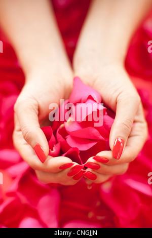 Romance  conceptual image - Stock Photo