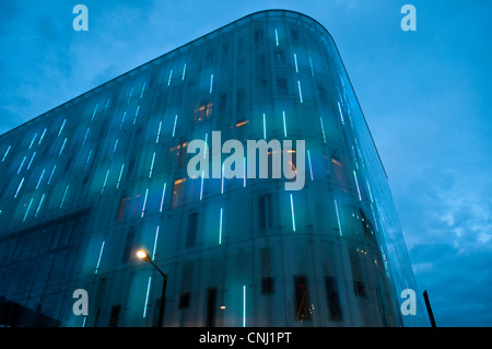 W Leicester Square, new hotel building, London, UK - Stock Photo
