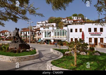 Marmaris Old Town, Mugla, Turkey - Stock Photo