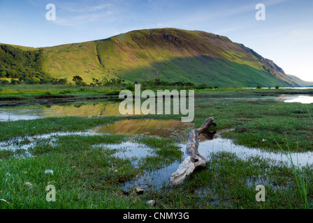 Photo of IIlgill Head, Wast Water, Lake District National Park - Stock Photo