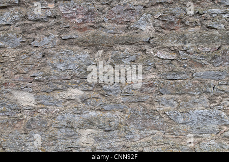 Texture - old stone wall background. - Stock Photo