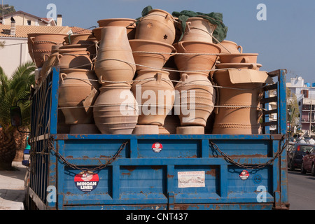 clay pots stock photo royalty free image 137544280 alamy. Black Bedroom Furniture Sets. Home Design Ideas