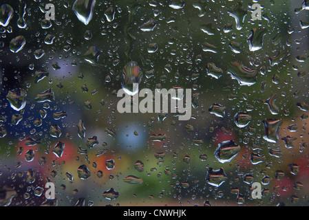 April Showers - Stock Photo