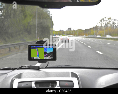 navman sat nav instructions