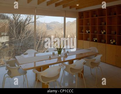... The Furniture House, By Japanese Architect Shigeru Ban,   Stock Photo