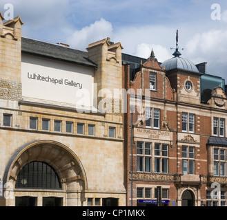 Whitechapel Art Gallery, London, England. - Stock Photo