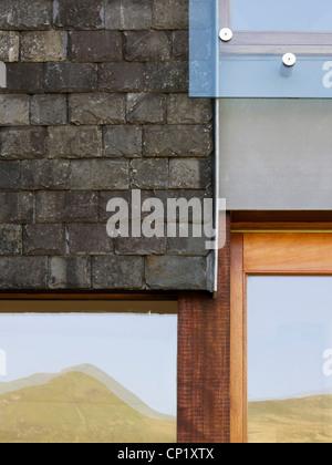 Braefoot, near Glasgow, Architects: Architects: Studio KAP Architects - Stock Photo