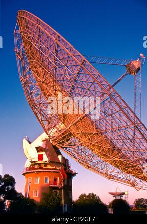 CSIRO Parkes Radio Telescope, [New South Wales], Australia - Stock Photo