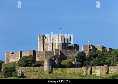 3769. The Castle, Dover, Kent, UK - Stock Photo