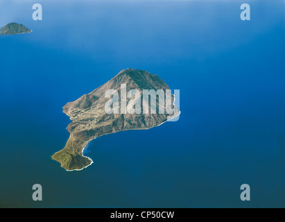 SICILY ISLAND FILICUDI Aeolian Islands - Stock Photo