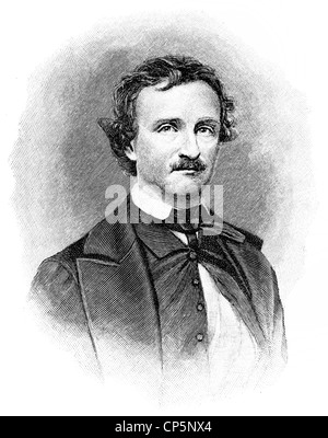 a history of edgar allan poe an american writer American romanticism in edgar allan poe's ligeia by feross aboukhadijeh, 12th grade the american romantic period was essentially a renaissance of american literature.