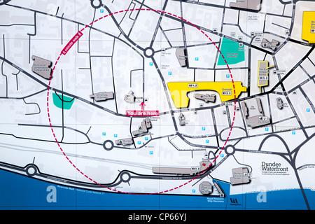 City Square, Dundee, Scotland, UK Stock Photo: 4235167 - Alamy