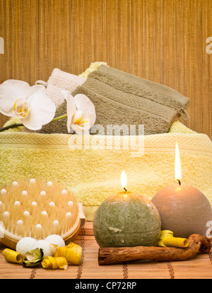 Spa Decoration - Stock Photo