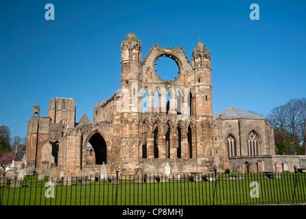 Elgin Cathedral, Moray, Grampian Region. Scotland.  SCO 8213 - Stock Photo
