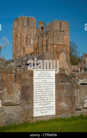 Elgin Cathedral, Moray, Grampian Region. Scotland. SCO 8215 - Stock Photo