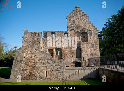 The Bishops Palace by Elgin Cathedral, Moray, Grampian Region. Scotland.  SCO 8220 - Stock Photo