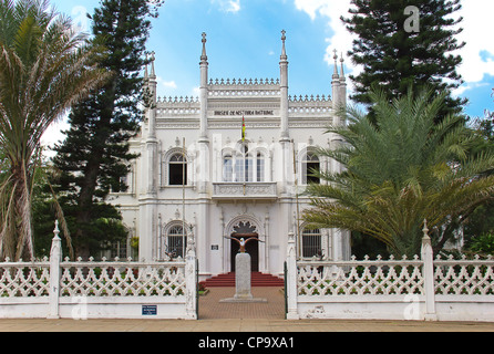 Museum of the natural history in Maputo Mozambique - Stock Photo