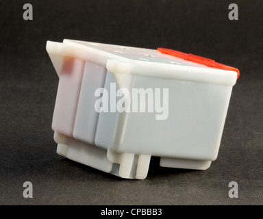 Compatible ink cartridge - Stock Photo