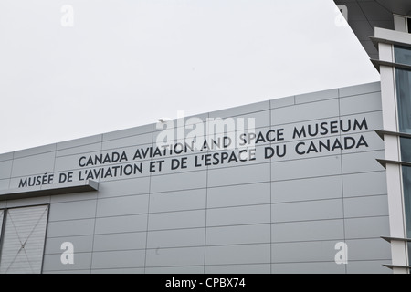 Canada Aviation and Space Museum is pictured in Ottawa