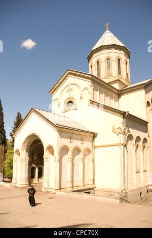 Kashveti Church, Tbilisi, Georgia - Stock Photo