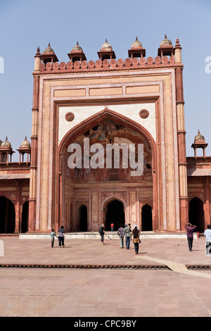 Fatehpur Sikri is a city and a municipal board in Agra..