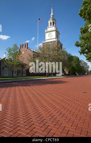 Henry Ford Museum, Greenfield Village, Dearborn, Michigan - Stock Photo