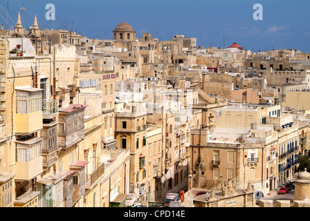 Valletta, Malta, Mediterranean, Europe - Stock Photo