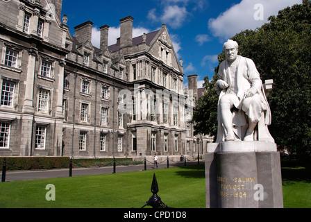 University Trinity College, Dublin, Republic of Ireland, Europe - Stock Photo