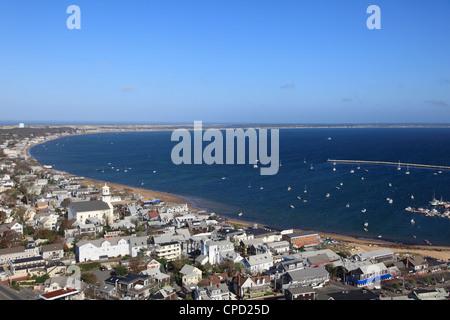 Provincetown, Cape Cod, Massachusetts, New England, United States of America, North America - Stock Photo