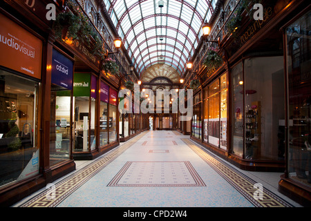 Central Arcade, Newcastle upon Tyne, Tyne and Wear, England, United Kingdom, Europe - Stock Photo