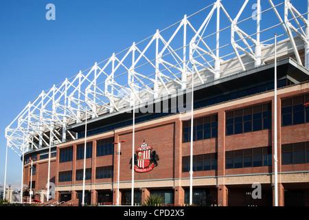 Stadium of Light, Sunderland, Tyne and Wear, England, United Kingdom, Europe - Stock Photo