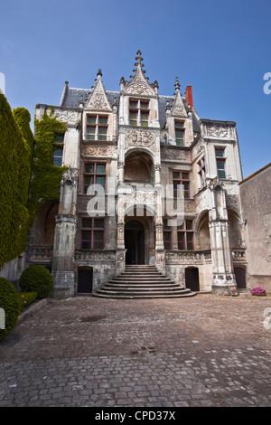 Hotel Gouin, Indre et Loire, Centre, France - Stock Photo