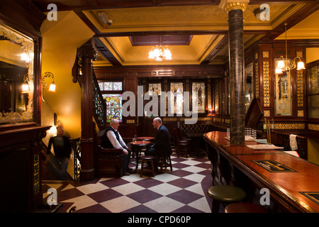 Princess Louise pub London UK - Stock Photo