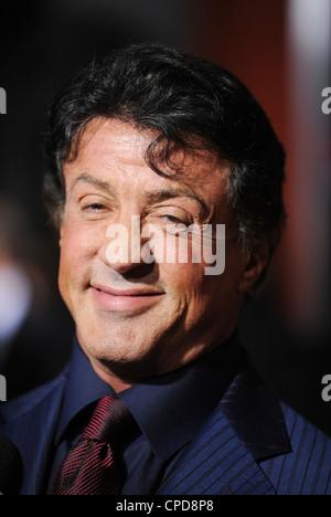 Sylvester Stallone - Stock Photo