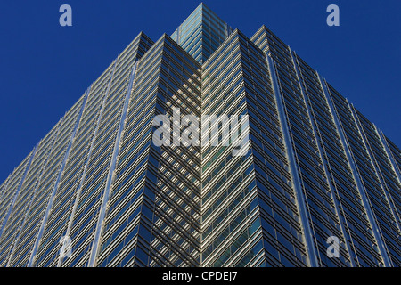 Canary Wharf, Docklands, London, England, United KIngdom, Europe - Stock Photo