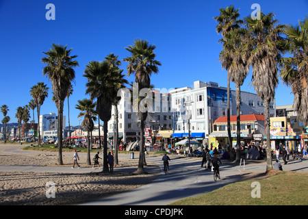 Venice Beach, Los Angeles, California, United States of America, North America - Stock Photo