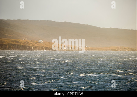 View across Applecross bay, Highlands, Scotland, UK - Stock Photo