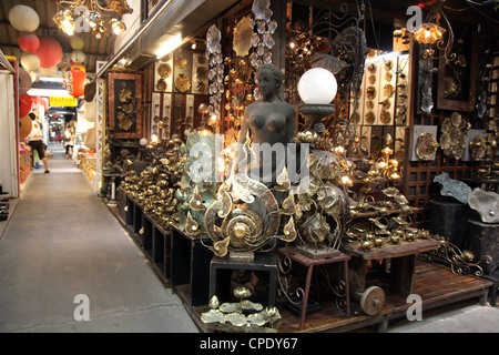 Furniture And Home Decorations Shop In Chatuchak Weekend Market Stock Photo Royalty Free Image
