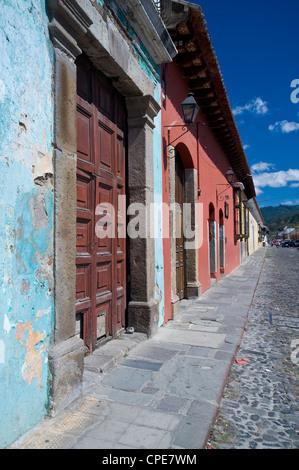 Antigua, Guatemala, Central America - Stock Photo